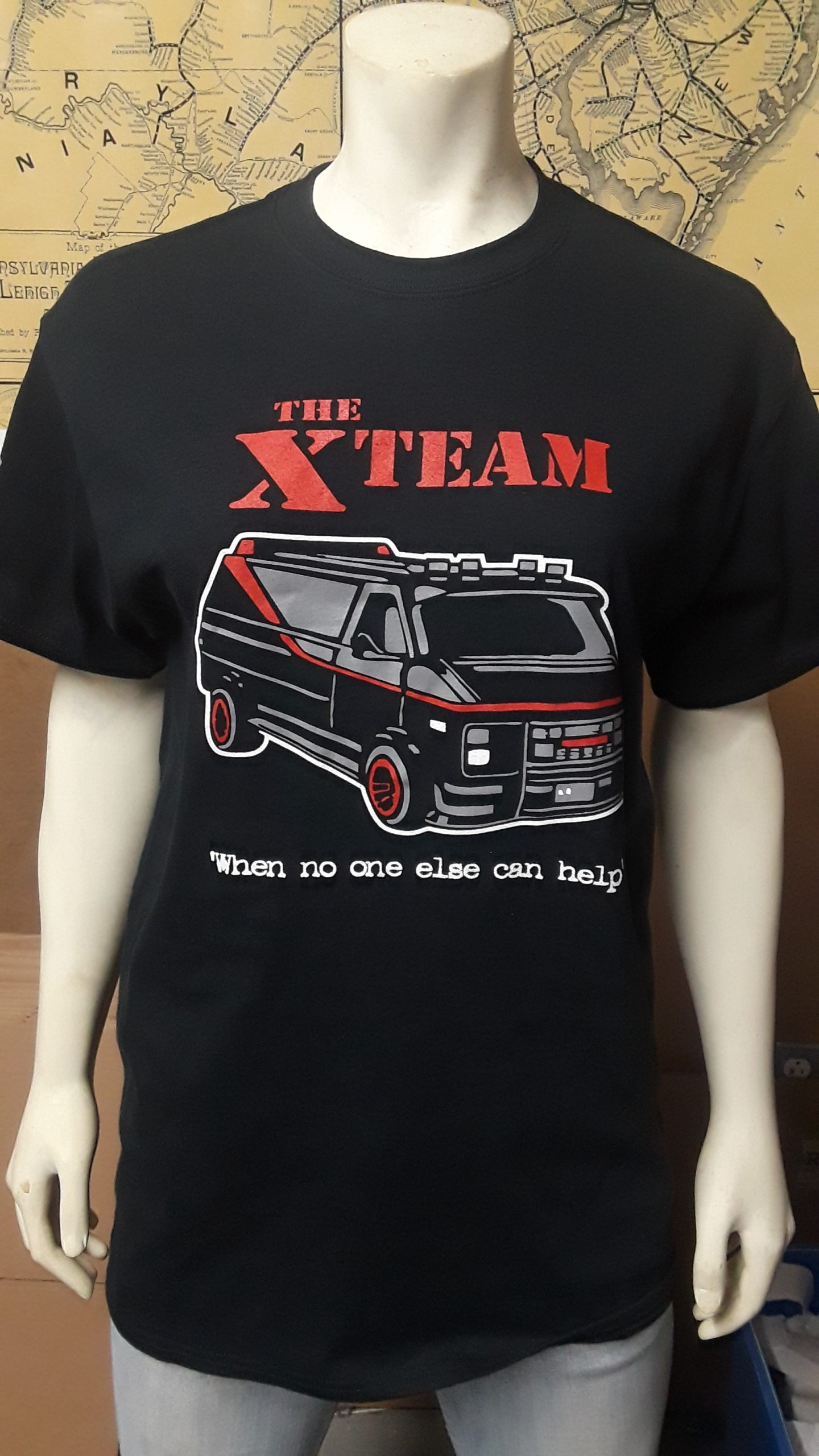 XGW A-Team